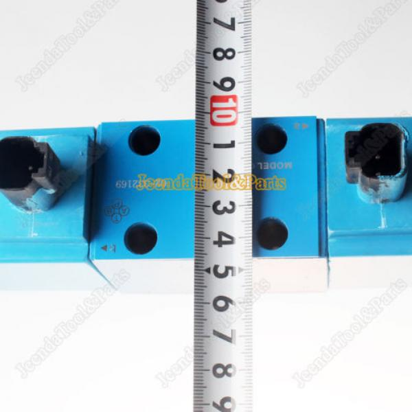 Solenoid Uruguay 25/220998 for Eaton Vickers Hydraulic Solenoid Directional Valve 12V #8 image