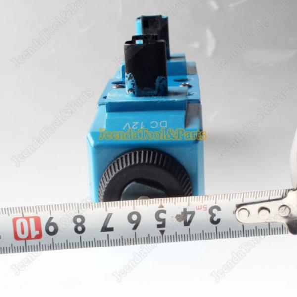 Solenoid Uruguay 25/220998 for Eaton Vickers Hydraulic Solenoid Directional Valve 12V #10 image