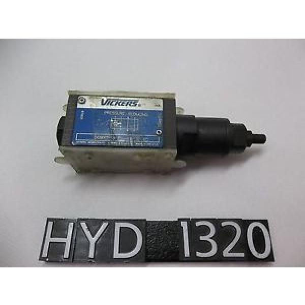 Vickers Uruguay DGMX2-3-PP-AW-S-40 Hydraulic Pressure Relief Valve HYD1320 #1 image