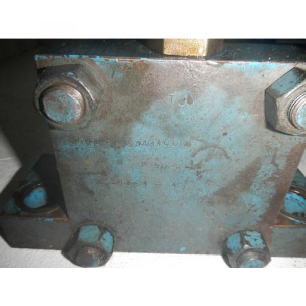 Vickers Gibraltar 4#034; bore by 4#034; Stroke TG01HRGA5A400 Hydraulic Cylinder #2 image