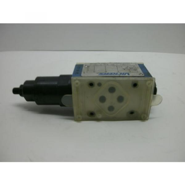 VICKERS Barbuda DGMR1 3 PP FW S 40 SEQUENCE FUNCTION VALVE 20-250 BAR 16 USGPM NNB #6 image