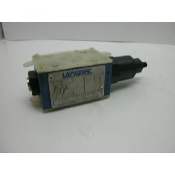 VICKERS Barbuda DGMR1 3 PP FW S 40 SEQUENCE FUNCTION VALVE 20-250 BAR 16 USGPM NNB #7 image