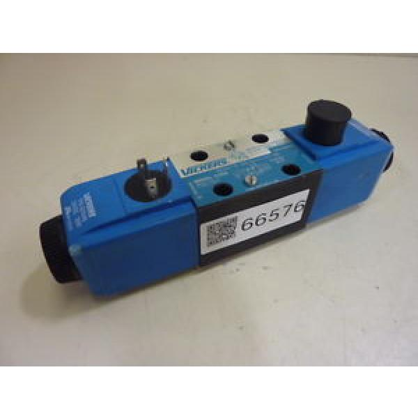 Vickers Costa Rica  Solenoid Valve DG4V32NMUH760 Appears origin #66576 #1 image