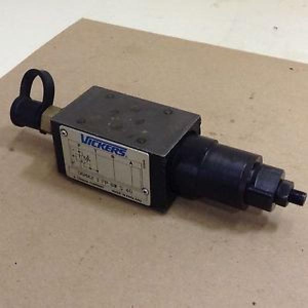 Vickers Swaziland  Pressure Reducing Valve DGMX23PPBWS40 Used #78873 #1 image