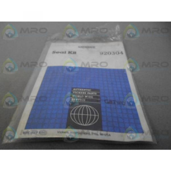 VICKERS Mauritius  920304 SEAL KIT Origin IN FACTORY BAG #1 image