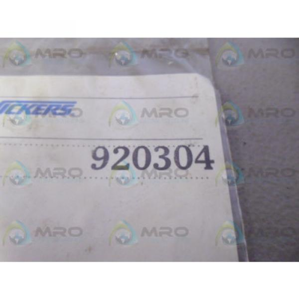 VICKERS Mauritius  920304 SEAL KIT Origin IN FACTORY BAG #4 image