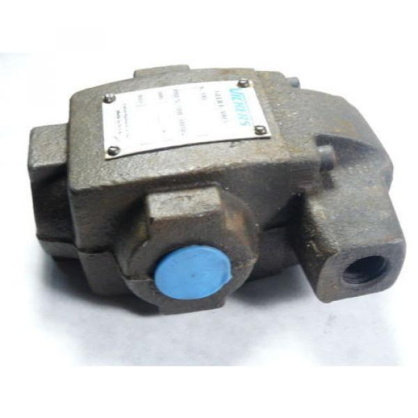 Vickers Netheriands  CT06B50 Relief Valve 125-1000 PSI 3/4 #2 image