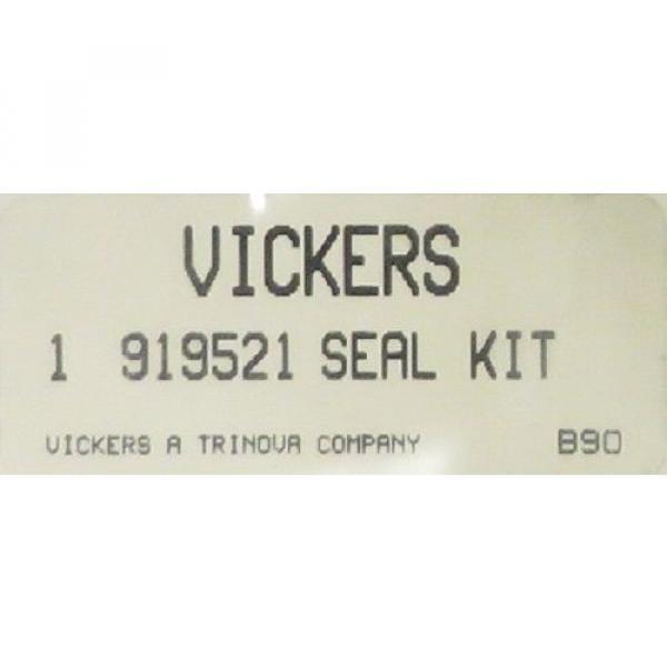 VICKERS Vietnam Seal Kit P/N: 919521 #3 image