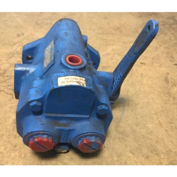 VICKERS Samoa Eastern  HYDRAULIC INLINE 6 GPM PISTON PUMP PVB6-LDY-21-ML10 #3 image
