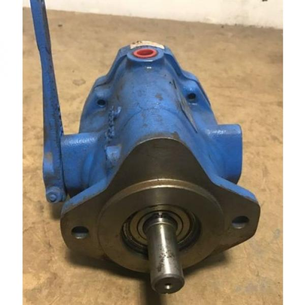 VICKERS Samoa Eastern  HYDRAULIC INLINE 6 GPM PISTON PUMP PVB6-LDY-21-ML10 #4 image