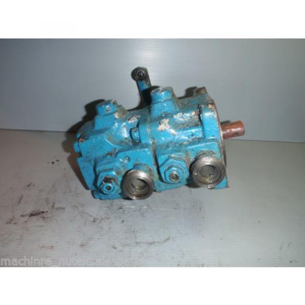 Nachi Uganda Variable Vane Pump VDR-11B-1A2-1A2-22_VDR11B1A21A222 #1 image