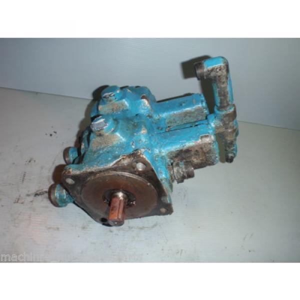 Nachi Uganda Variable Vane Pump VDR-11B-1A2-1A2-22_VDR11B1A21A222 #2 image