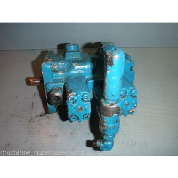 Nachi Uganda Variable Vane Pump VDR-11B-1A2-1A2-22_VDR11B1A21A222 #3 image