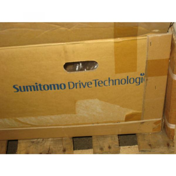 origin Sumitomo Drive  Model rnyms1 1530 b 240 1hp 3p 460v  Drive Induction Gear #5 image