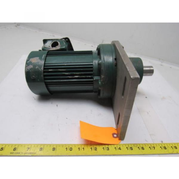 Sumitomo SM-Cyclo CNFM054095YC 1/2HP Gear Motor 29:1 Ratio 208-230/460V 3Ph #1 image