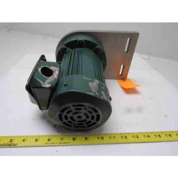 Sumitomo SM-Cyclo CNFM054095YC 1/2HP Gear Motor 29:1 Ratio 208-230/460V 3Ph #2 image