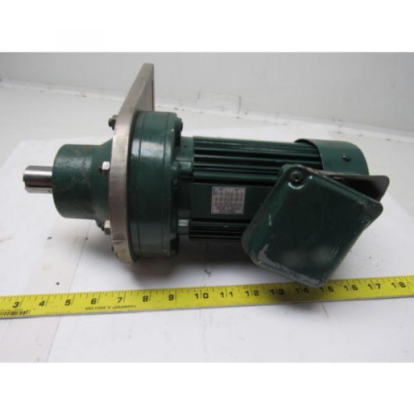 Sumitomo SM-Cyclo CNFM054095YC 1/2HP Gear Motor 29:1 Ratio 208-230/460V 3Ph #3 image