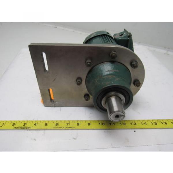 Sumitomo SM-Cyclo CNFM054095YC 1/2HP Gear Motor 29:1 Ratio 208-230/460V 3Ph #4 image