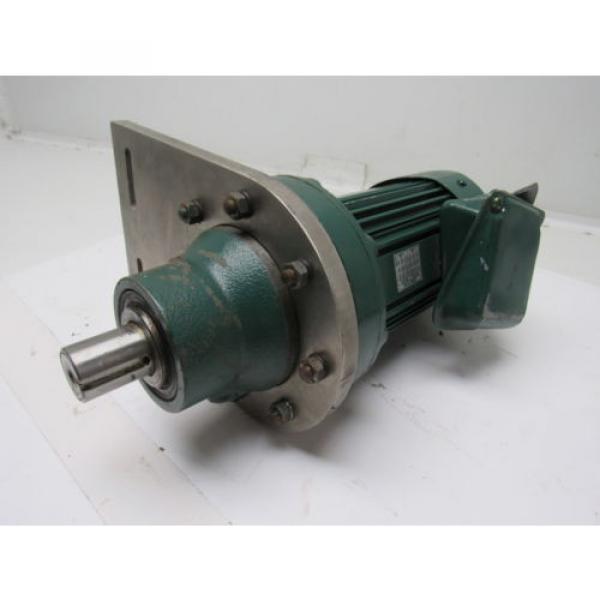 Sumitomo SM-Cyclo CNFM054095YC 1/2HP Gear Motor 29:1 Ratio 208-230/460V 3Ph #5 image