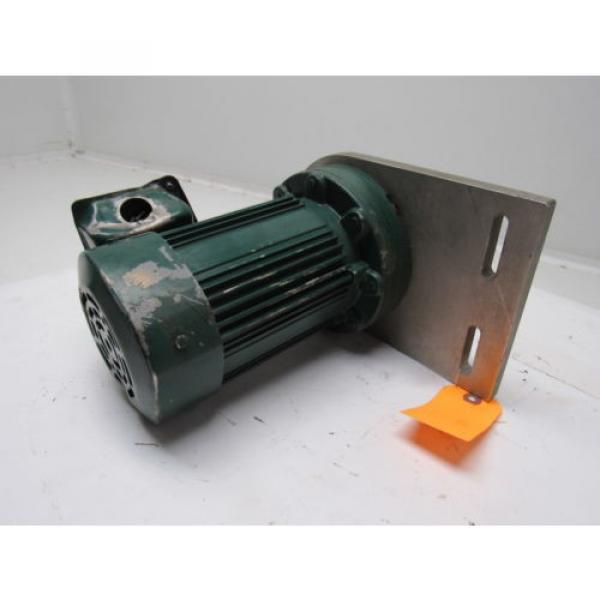 Sumitomo SM-Cyclo CNFM054095YC 1/2HP Gear Motor 29:1 Ratio 208-230/460V 3Ph #6 image