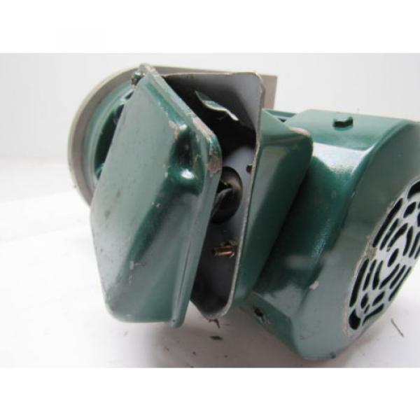 Sumitomo SM-Cyclo CNFM054095YC 1/2HP Gear Motor 29:1 Ratio 208-230/460V 3Ph #9 image