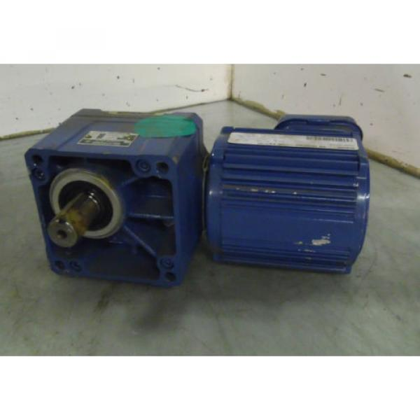 Sumitomo SM-Hyponic Induction Geared Motor, RNFMS01-20LY-50, 60:1,  WARRANTY #2 image