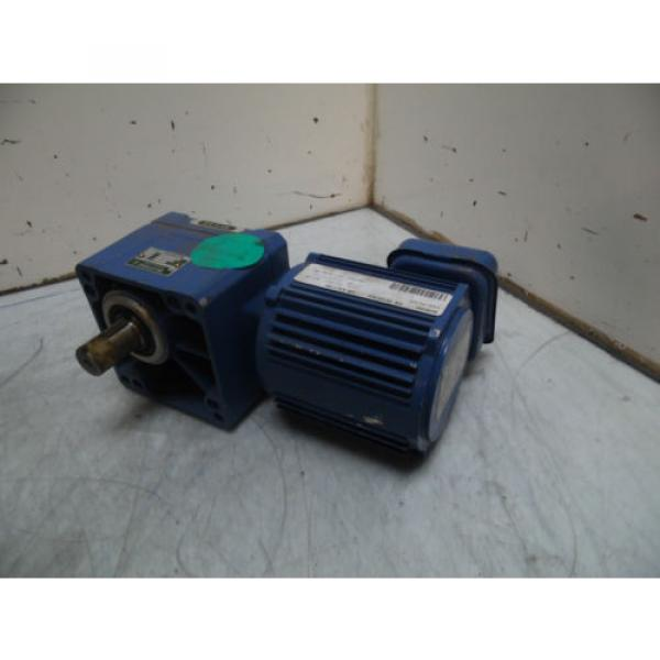 Sumitomo SM-Hyponic Induction Geared Motor, RNFMS01-20LY-50, 60:1,  WARRANTY #4 image