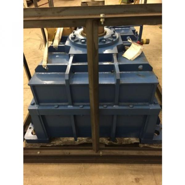 SUMITOMO PARAMAX PVD9090Z3A-RR-25685 SPEED REDUCER,GEAR BOX,GEAR REDUCTION #8 image