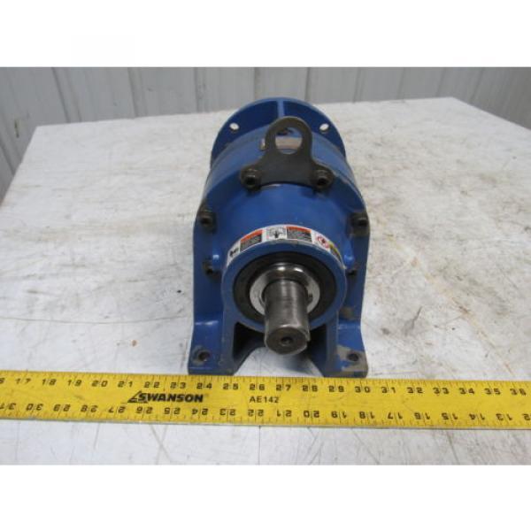 Sumitomo SM-Cyclo CNH6115Y-29 Inline Gear Reducer 29:1 Ratio 298 Hp #4 image