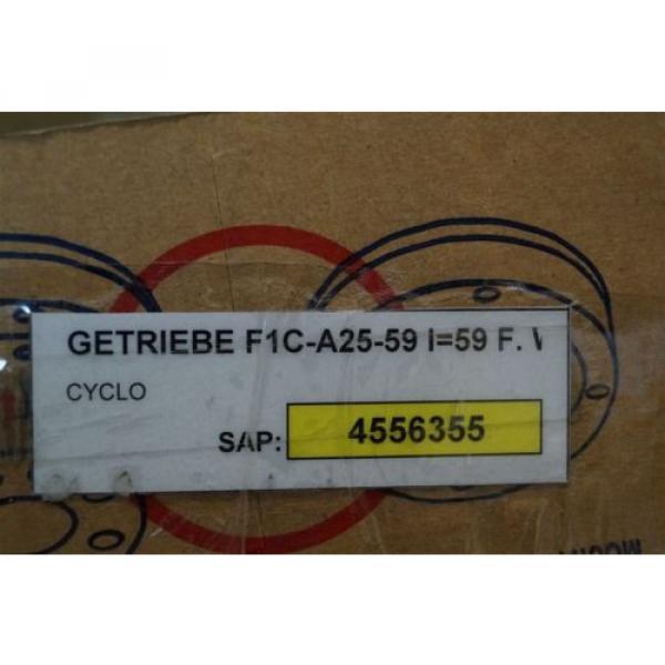 Sumitomo Cyclo Transmisión F1C-A25-59 i=59 F1CA2559 #5 image
