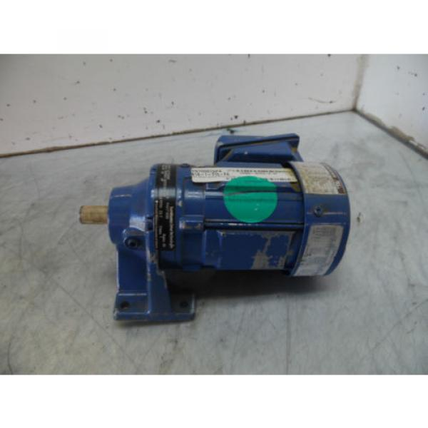 Sumitomo SM-Cyclo Induction Geared Motor, CNHM01-6070YA-B-59, 59:1,  WARRANTY #1 image