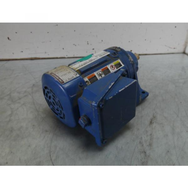 Sumitomo SM-Cyclo Induction Geared Motor, CNHM01-6070YA-B-59, 59:1,  WARRANTY #2 image