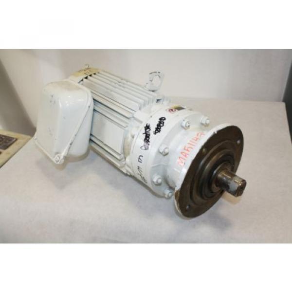 SUMITOMO SM-CYCLO CNVMS05-4105-A-AV-59 GEAR MOTOR 59:1 #1 image