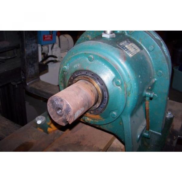 Origin SUMITOMO SM-CYCLO 187:1 RATIO SPEED REDUCER 936 RPM 7-1/2 HP HM3195/14A #2 image