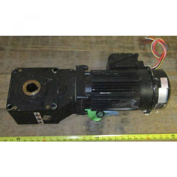 Sumitomo 3Ph 2-Hp Induction Motor Gearbox Speed Reducer Hyponic Drive 15:1 #1 image