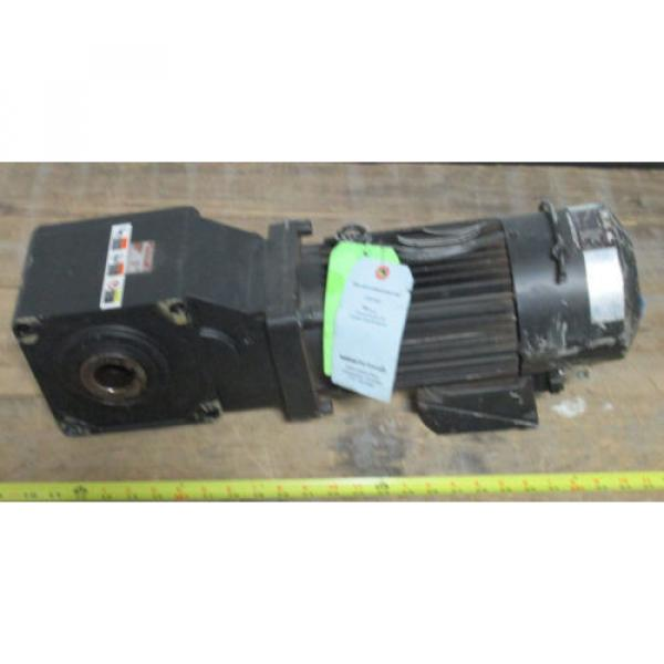 Sumitomo 3Ph 2-Hp Induction Motor Gearbox Speed Reducer Hyponic Drive 15:1 #2 image