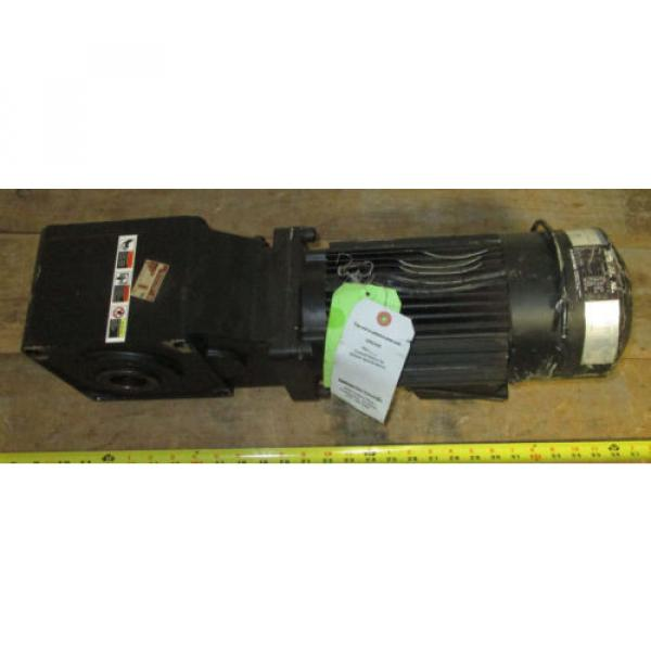 Sumitomo 3Ph 2-Hp Induction Motor Gearbox Speed Reducer Hyponic Drive 15:1 #3 image