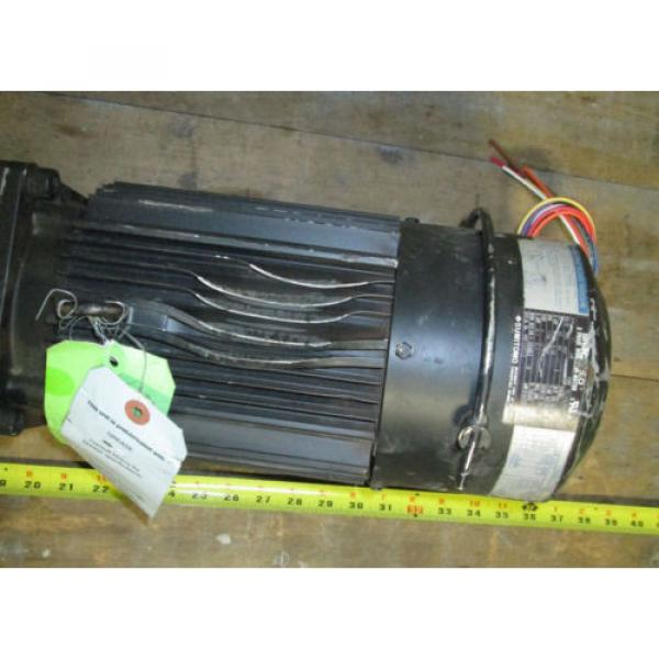 Sumitomo 3Ph 2-Hp Induction Motor Gearbox Speed Reducer Hyponic Drive 15:1 #7 image