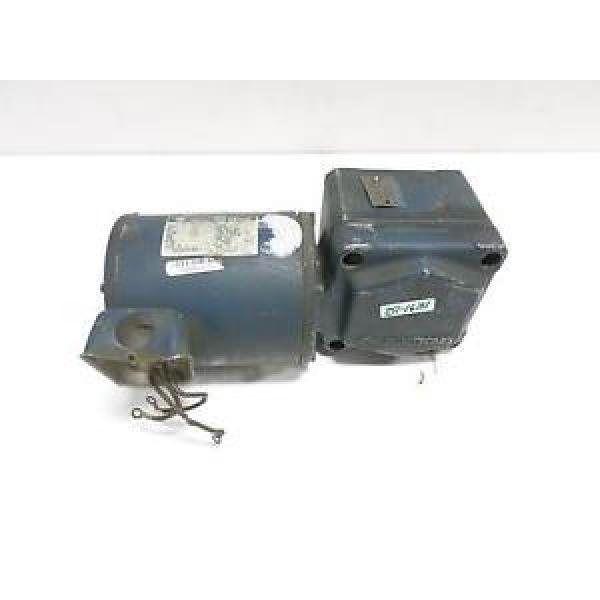 SUMITOMO 3 PHASE 4 P INDUCTION MOTOR 1/8 HP #1 image