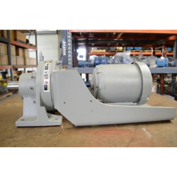 Sumitomo, 15 HP, 603 RPM, 230/460 V, CNHS-6125Y-SB-29, Gear box #3 image