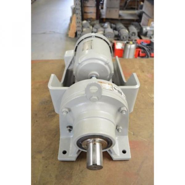 Sumitomo, 15 HP, 603 RPM, 230/460 V, CNHS-6125Y-SB-29, Gear box #5 image