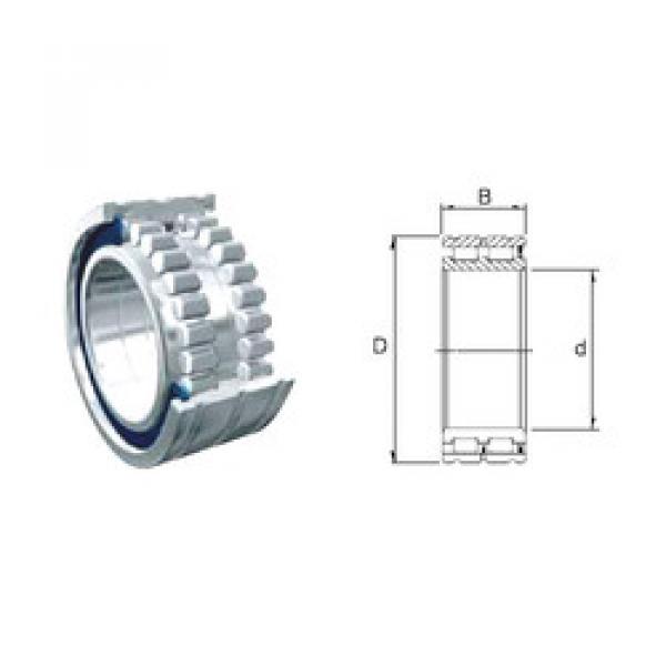 Cylindrical Roller Bearings NNF5017PP ZEN #1 image