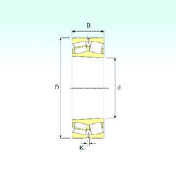 Bearing 248/800 K30 ISB #1 image