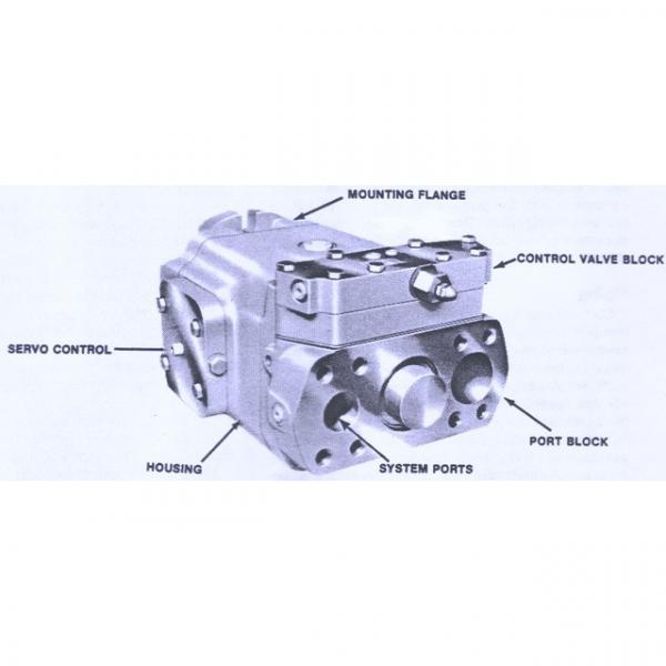 Dansion piston pump gold cup series P6R-4L5E-9A8-B0X-B0 #1 image
