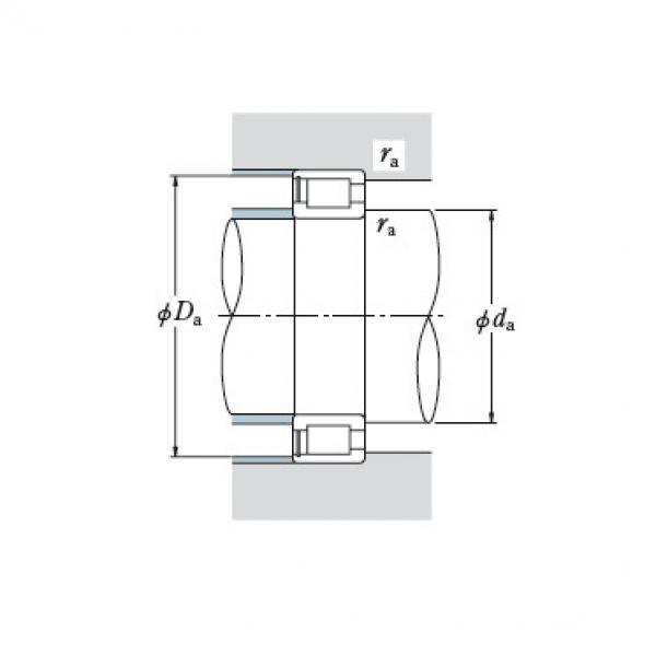 Full NSK cylindrical roller bearing RS-5024NR #2 image