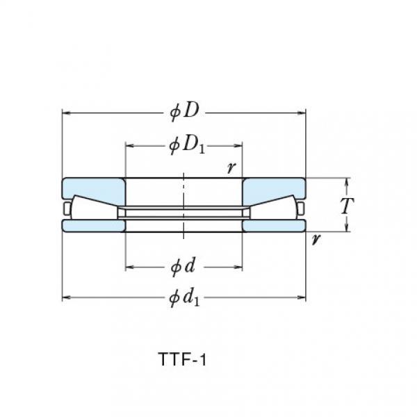 Bearing 150TTF3001 #1 image