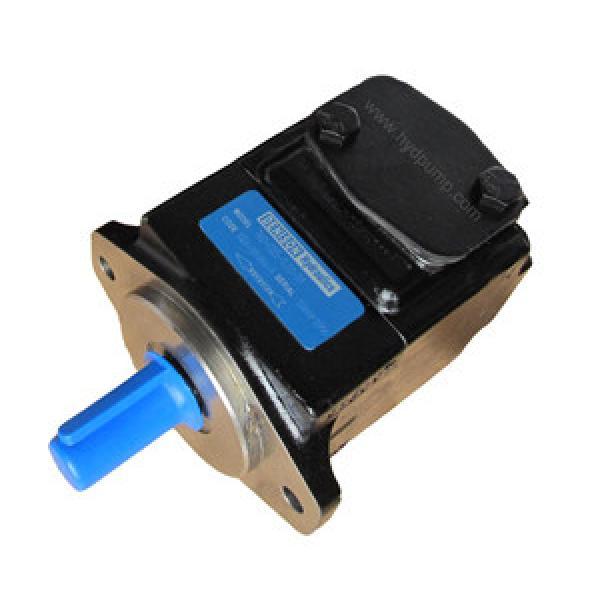Hydraulic  6C T6D T6E T7E Single Vane Pump T6ED062B352L00B1 #1 image