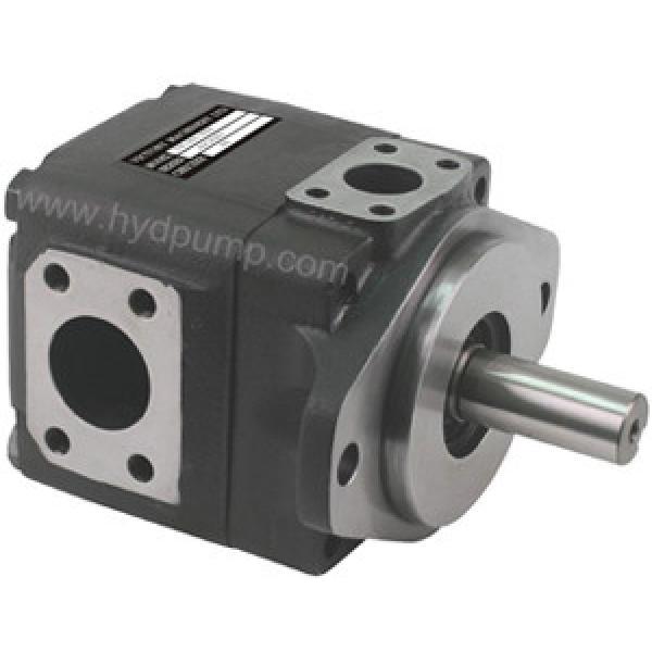 Hydraulic  6C T6D T6E T7E Single Vane Pump T6ECM050B173R15C1 #1 image