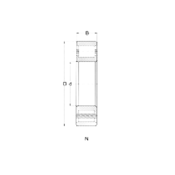 N313 CRAFT Cylindrical Roller Bearings #1 image