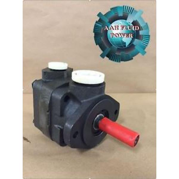 VICKERS Andorra  HYDRAULIC PUMP V201P7P1C11 OR V201S7S1C11 Origin REPLACEMENT #1 image